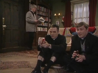 Father Ted 2x04 Old Grey Whistle Theft Rus