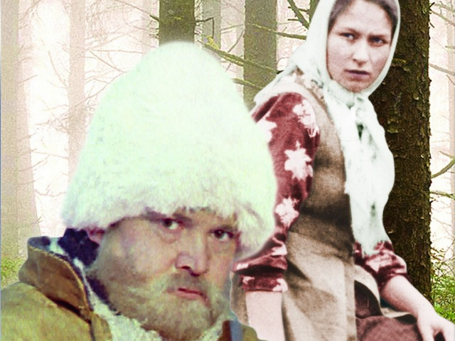 Строговы 1 серия 8 советский фильм драма 1976 год