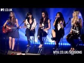 The Saturdays - Beggin' [acoustic] (MTV Sessions)