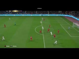 Insane Oscar skill goal