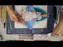 Шарнирная кукла своими руками с нуля часть 2 Как лепить торс