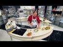 Жареная картошка с шампиньонами / рецепт от шеф-повара / Илья Лазерсон / Обед безбрачия