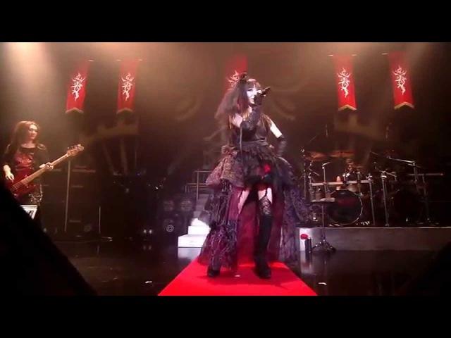 Live Yousei Teikoku and Arika Takarano from Ali Project
