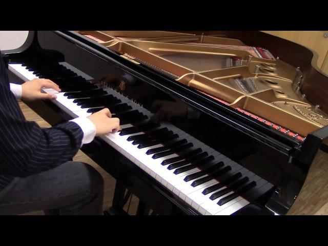 Satori Maiden ~ 3rd eye - Satori Komeijis Theme - Touhou 11 [Piano]