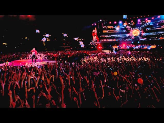 Muse Starlight Live At Rome Olympic Stadium