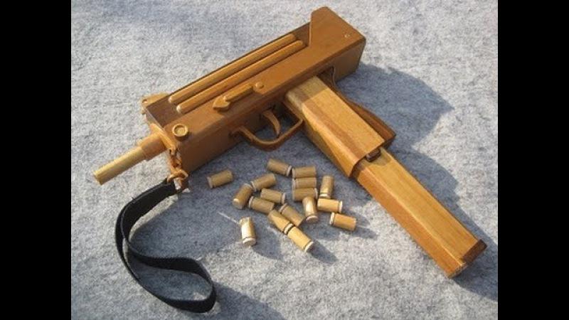 BLOW⇔BACK RUBBER BAND GUN 06.0 MAC10 S.M.G ejection