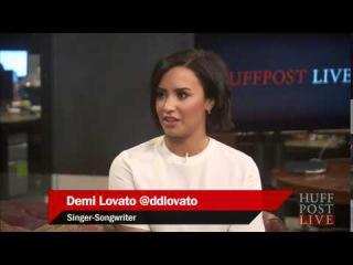 Demi Lovato Talks New Record Label: There'll Be 'No Hidden Agenda'