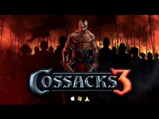 Cossacks 3 OST - Ukraine. Composed by Yaroslav Odrin.