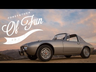 Petrolicious  The Toyota Sports 800 Is The Forefather of Fun