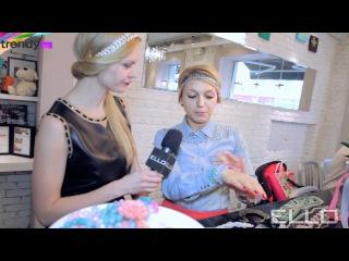 Trendy Lab - № 3 - Часть 2 - Die Blonde, аксессуары артистов