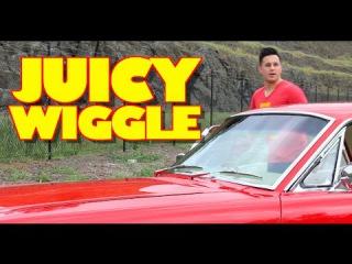 Элвин и Бурундуки 4 - JUICY WIGGLE - Alvin & the Chipmunks Dance