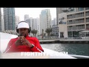 FLOYD MAYWEATHER LIVING IT UP LIKE A SHEIKH IN DUBAI SHOPPING, DANCING, BOATING, SKIING AND MORE