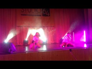 Дарья Добрынина и Дмитрий Турбанов/Dance Studio64/2015