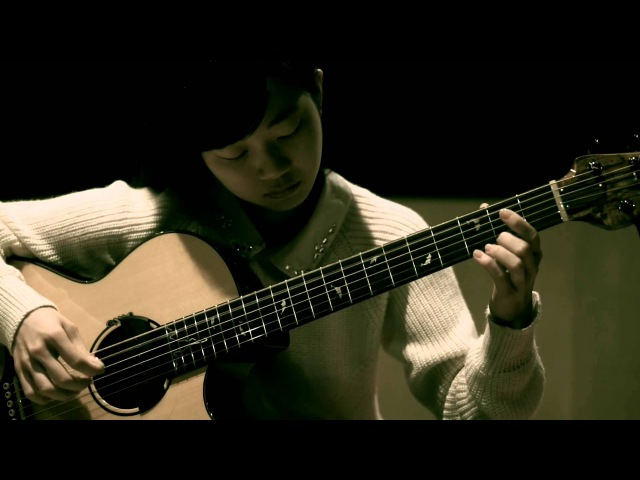 With Or Without You U2 guitar arranged by Kanaho