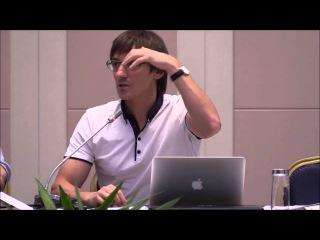 I-forum-2015. Mikhail Fishman: Media vs. propaganda