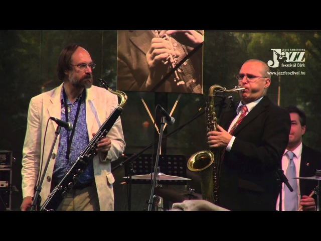 Engelbert Wrobel's Swing Society and Scott Robinson Who's Sorry Now