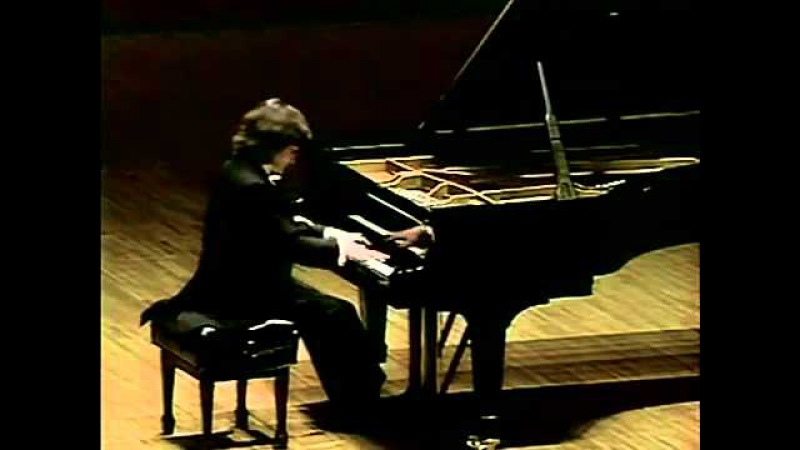 ALEXEI SULTANOV Rachmaninov Piano Sonata No.2 3rd mov. (26 March 1996)