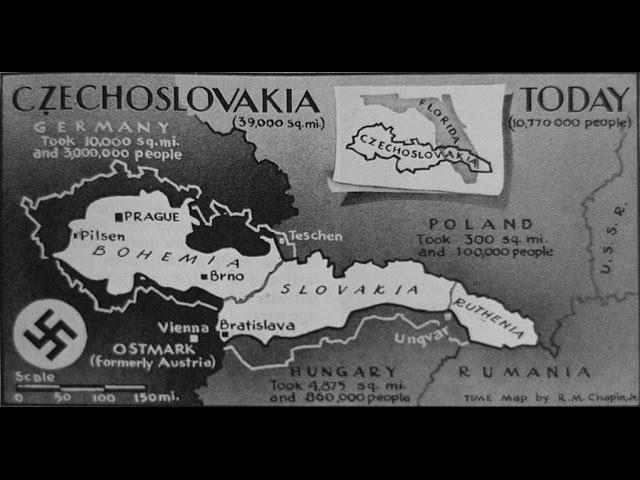 ОККУПАЦИЯ Обреченная Чехословакия