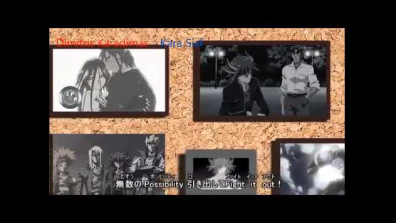遊戯王5D's ARC of Smile EDパロ