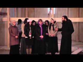 Святый Боже на арамейском языке Отец Серафим