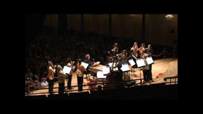 EUBO at Amsterdam Concertgebouw 26 July 2010 Vivaldi