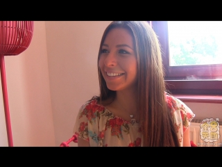 БЕЗ ЦЕНЗУРЫ! Ally, бросившая МГИМО русская студентка Ангелина Дорошенкова снялась в японском члено-массаже.
