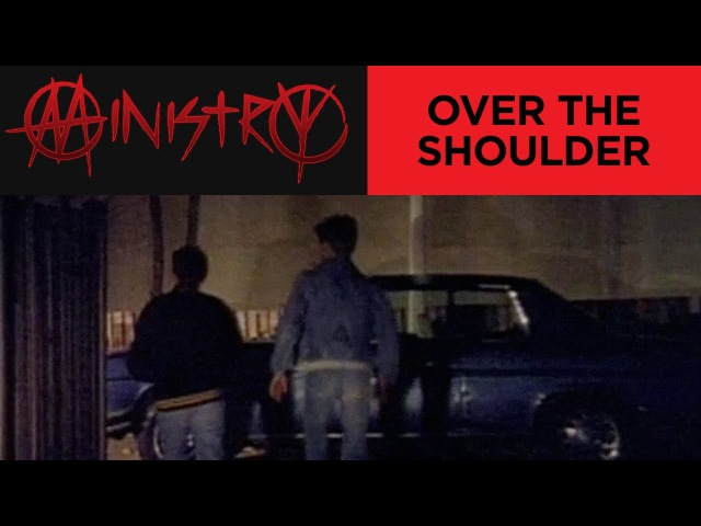 Ministry - Over The Shoulder (Official Music Video)