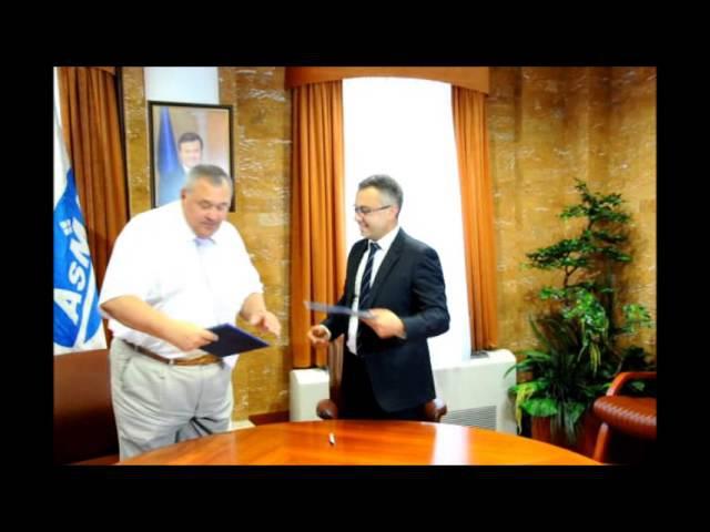 АсМАП Украина и Скания Украина подписали меморандум о сотрудничестве