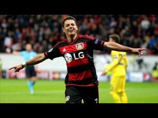 "Javier ""Chicharito"" Hernandez - Best Skills & Goals - Bayer Leverkusen   2015/16 HD"