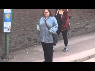 Eastleigh's got talent (Alesha Dixon - Knock Down Version)  The real song she dances to !
