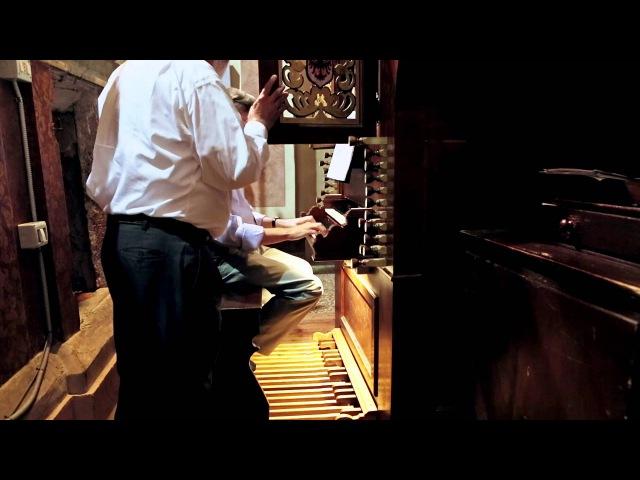 Edoardo Bellotti J C Bach Symphonie L'Imperiale Composès par J Haydn Andante Live in Smarano