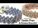 Make a Double Hugs Kisses Bracelet