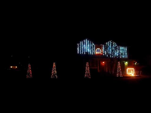 Cadger Dubstep Christmas Lights House 2012 Full Show