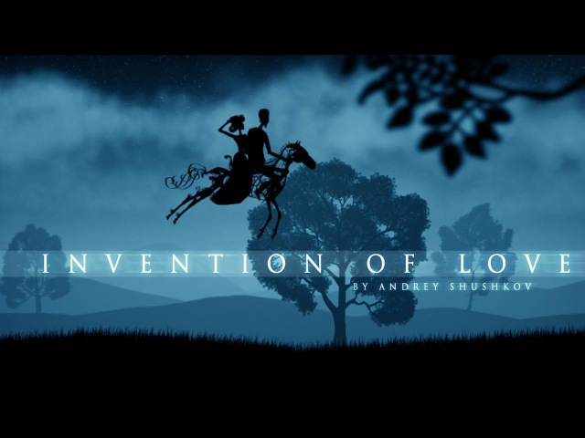 Invention of Love 2010 Animated Short Film