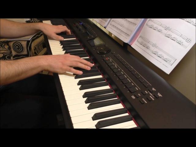 Yann Tiersen Penn ar Roc'h EUSA piano cover