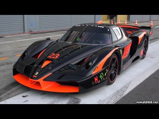 The Sound of the Ferrari FXX is PORN for the Ears!!