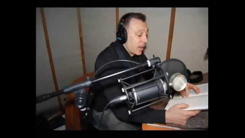 Смешной момент в процессе озвучки аудиокниги Ненормативная лексика С Чонишвили Пелевин