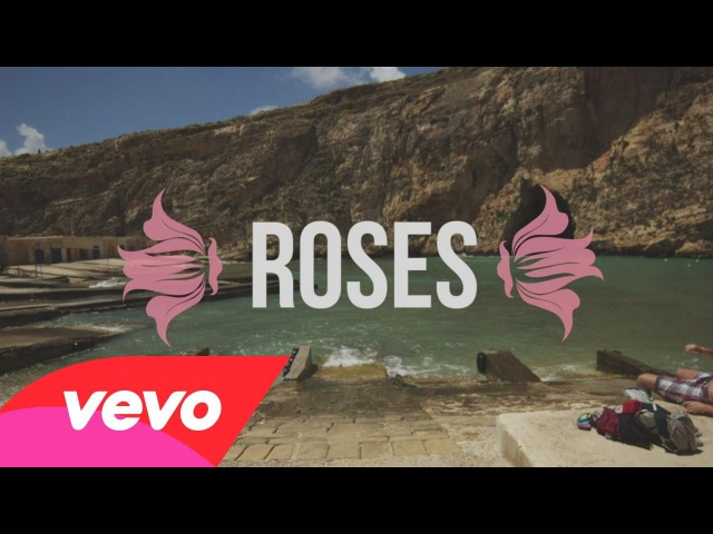 The Chainsmokers Roses Lyric Video ft ROZES