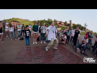 HIP-HOP 1X1 BATTLE-4 | OPEN AIR 2015 | New York Dance Studio 2015 HD