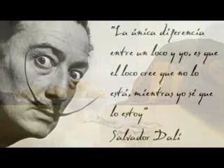 Salvador Dal - Gala y yo - Musica Richard Wagner Tristan e Isolda