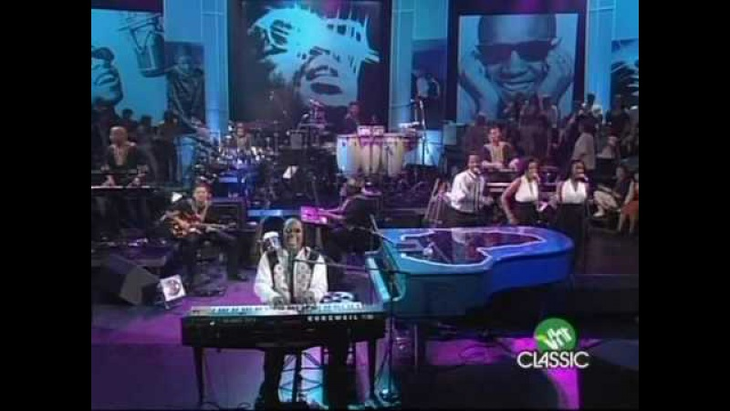 Stevie Wonder You Are The Sunshine Superstition Live in London 1995