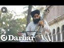 Rare Indian Instrument - the Taus ('Peacock') | Sandeep Singh | Raag Ahir Bhairav | Music of India