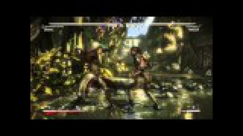 Mortal Kombat X New Stage Brutality Selva Kuatan by FGB SandroMKX