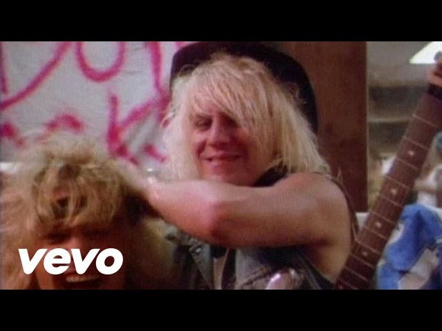 Poison - I Wont Forget (Official Video)