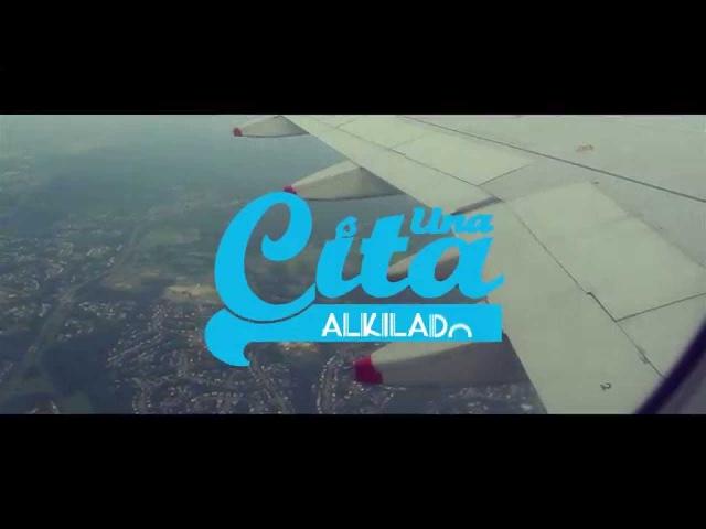 Una Cita Alkilados Video Lyrics Oficial