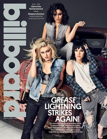 Billboard – 6 February 2016