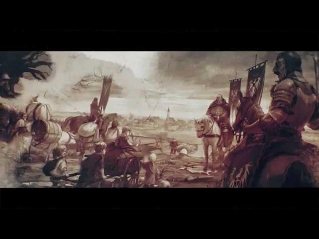 Ведьмак 3 Победа Дийкстры, Керис королева Скеллиге, Цири ведьмачка, Геральт с Йен