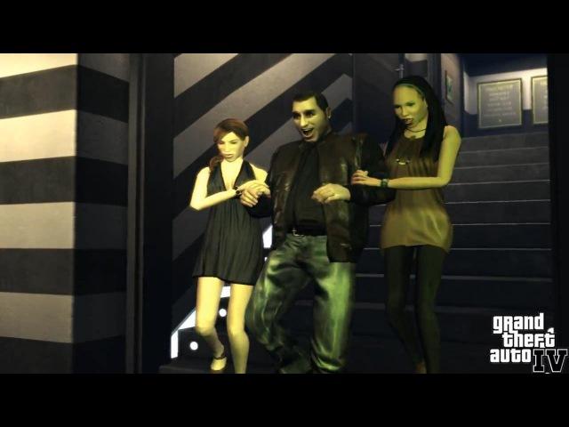 Grand Theft Auto IV EfLC TBoGT Миссия 9 Время секса