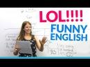 LOL Learn English vocabulary about JOKES hilarious dirty joke LMAO
