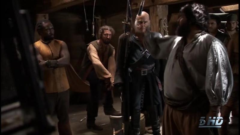 Пираты Piratas 6 серия 2011 Испания